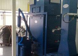 粉体喷房回收系统