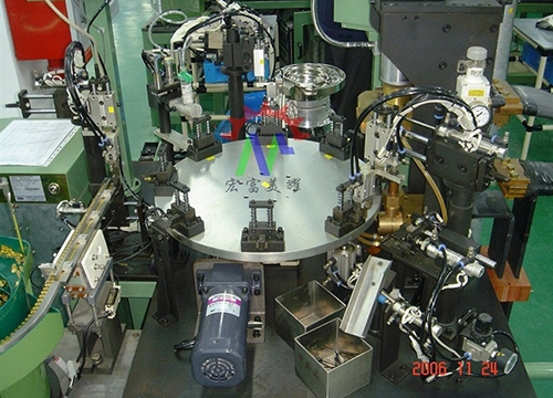 CCD自动检测设备
